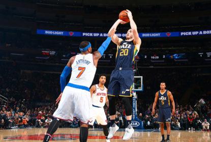 No retorno de Hayward, Jazz vence Knicks fora de casa - The Playoffs