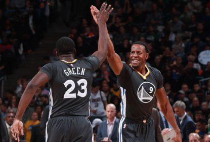 Warriors vencem Bucks em Milwaukee; Clippers viram contra Bulls - The Playoffs