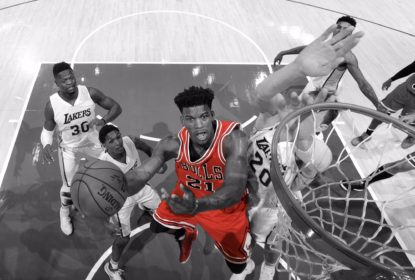 Jimmy Butler brilha e Chicago Bulls bate o Los Angeles Lakers - The Playoffs