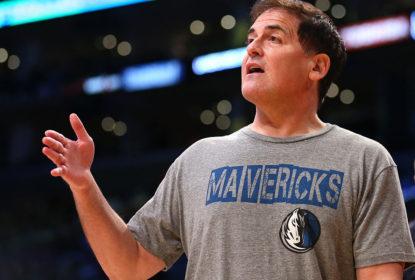 Mark Cuban é multado pela NBA por falar que os Mavs deveriam perder - The Playoffs