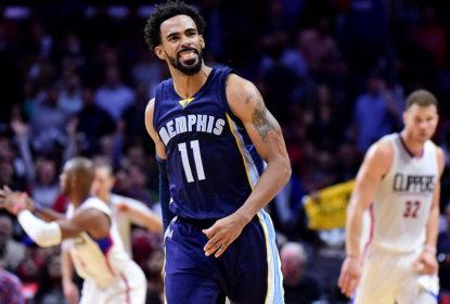 Mike Conley desfalcará Memphis Grizzlies por seis semanas devido a contusão - The Playoffs