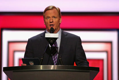 Roger Goodell se aproxima de renovação por cinco anos com a NFL - The Playoffs
