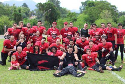 Timbó Rex vence Coritiba Crocodiles e avança na SuperLiga - The Playoffs