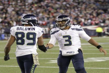 """Em reedição do Super Bowl XLIX, Seahawks se """"vingam"""" e vencem Patriots - The Playoffs"""