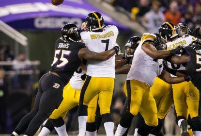 Steelers @ Ravens é o clássico da rodada