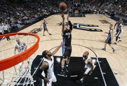 No Orlando Magic, Nikola Vucevic não está feliz vindo do banco de reservas - The Playoffs