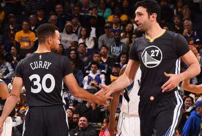 Warriors vencem Timberwolves e chegam à 11ª vitória seguida - The Playoffs
