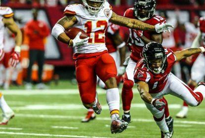 Ataque joga bem, Chiefs vencem Falcons e continuam na disputa pela divisão - The Playoffs