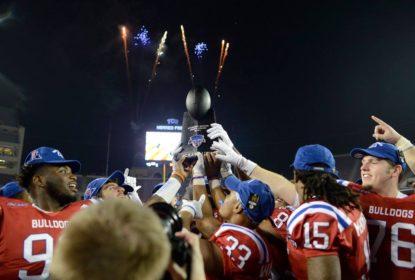 Em final emocionante, Louisiana Tech vence Navy e leva o Armed Forces Bowl - The Playoffs