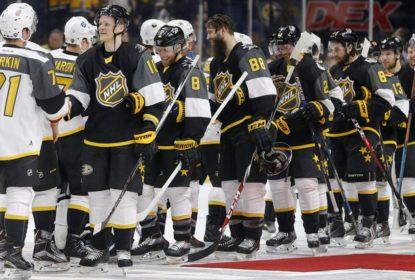 Segue quente a eleição dos capitães do All-Star Game da NHL - The Playoffs