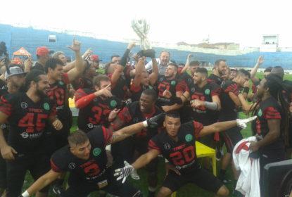 Em jogo emocionante, Timbó Rex supera Flamengo FA e é campeão da Superliga Nacional - The Playoffs