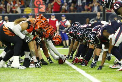 Texans batem Bengals em jogo fraco com final emocionante - The Playoffs