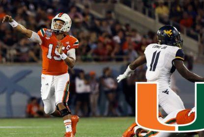 Com show de Brad Kaaya, Miami quebra tabu e volta a vencer um Bowl - The Playoffs