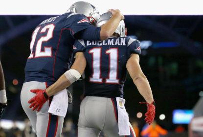 Edelman diz que 'a vida segue' após saída de Brady dos Patriots - The Playoffs