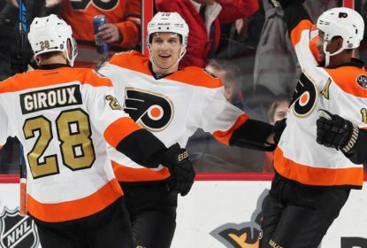Philadelphia Flyers bate o Dallas Stars e mantém o ritmo com a 8ª vitória seguida - The Playoffs