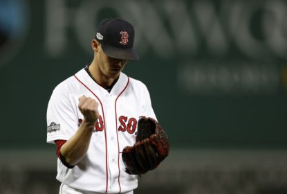 Philadelphia Phillies adquire Clay Buchholz do Boston Red Sox - The Playoffs