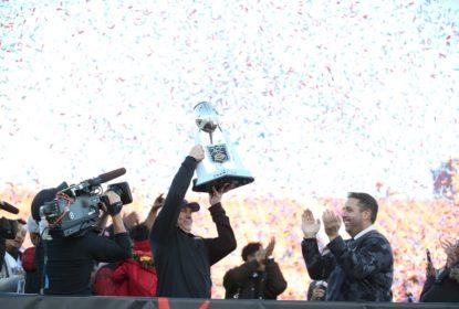 Anulando o ataque dos Cougars, San Diego State fatura o Las Vegas Bowl - The Playoffs