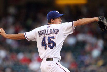 Chicago White Sox assina com Derek Holland por uma temporada - The Playoffs