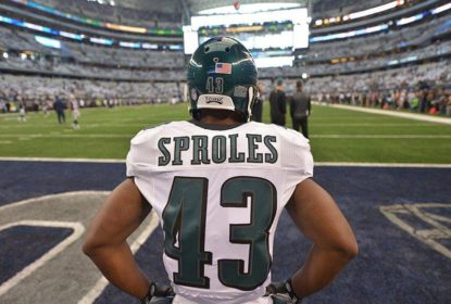 Darren Sproles anuncia que irá se aposentar após a temporada 2019 - The Playoffs