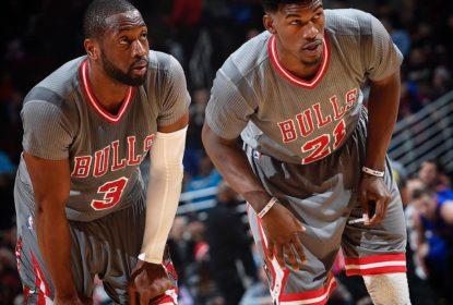 Dwyane Wade critica ataque dos Bulls - The Playoffs