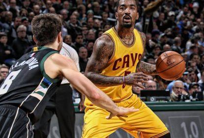 Após dispensa dos Cavaliers, JR Smith tem reunião com os Bucks - The Playoffs