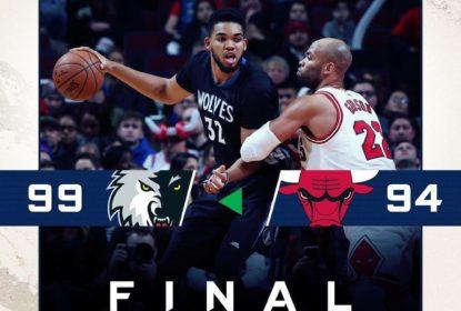 Cavs vencem Grizzlies com tranquilidade; Wolves conseguem virada contra Bulls - The Playoffs