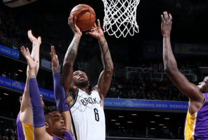 Lakers caem novamente, agora diante dos Nets - The Playoffs