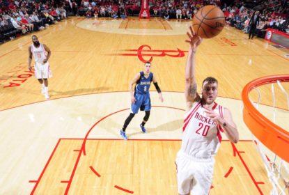 Donatas Motiejunas renova por quatro anos com o Houston Rockets - The Playoffs