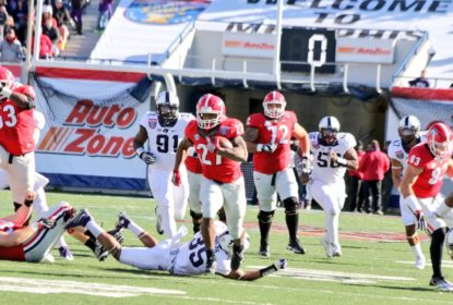 Nick Chubb é fundamental e Georgia bate TCU para vencer o Liberty Bowl - The Playoffs