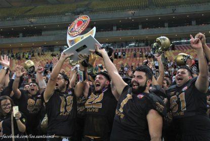 North Lions vencem Broncos e faturam o Manaus Bowl pela primeira vez - The Playoffs
