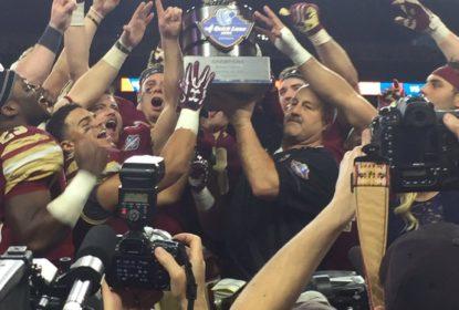 Com ótimo primeiro tempo, Boston College vence Quick Lane Bowl - The Playoffs