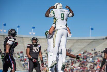 Quinton Flowers tem atuação memorável e South Florida vence Birmingham Bowl - The Playoffs