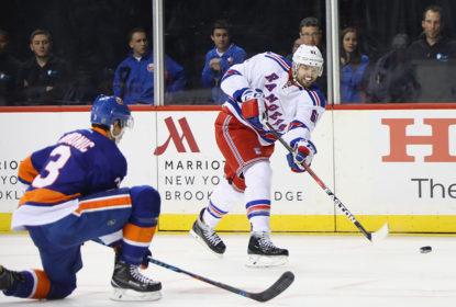 Rick Nash confirma possível saída dos Rangers - The Playoffs