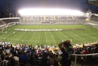 Corinthians vence Santos em clássico de futebol americano para mais de duas mil pessoas na Vila - The Playoffs