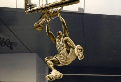 Los Angeles Lakers inaugurará estátua de Shaquille O'Neal em 2017 - The Playoffs