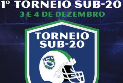 Federação Paranaense realiza torneio sub-20 de futebol americano - The Playoffs