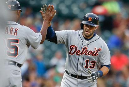 Tigers anunciam volta do catcher Alex Avila por um ano - The Playoffs