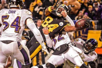 Steelers batem os Ravens, conquistam AFC North e chegam a 600 vitórias na história - The Playoffs