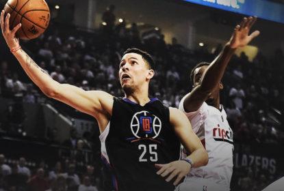 Austin Rivers entra no protocolo de concussão da NBA no jogo contra os Pelicans - The Playoffs