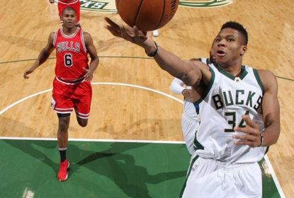 Bulls se recuperam, mas não o suficiente para vencer os Bucks - The Playoffs