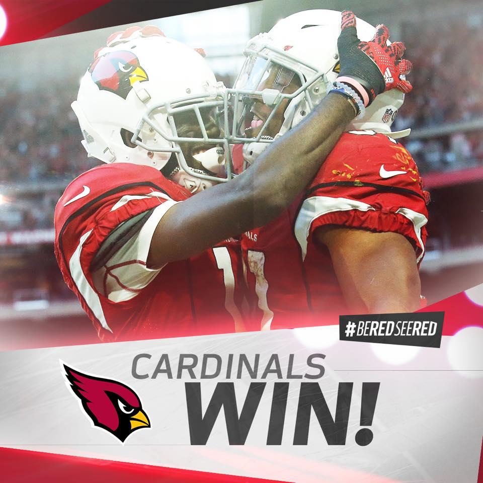 (Foto: Reprodução / Arizona Cardinals Facebook)
