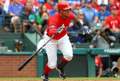 Carlos Gomez assina por um ano com o Texas Rangers - The Playoffs