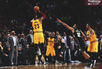 Cleveland Cavaliers vence Milwaukee Bucks na prorrogação - The Playoffs