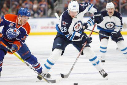 Patrick Laine marca gol contra que custou a derrota do Winnipeg Jets - The Playoffs