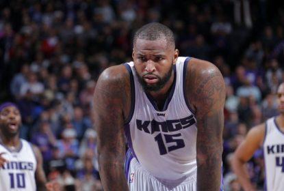 DeMarcus Cousins anota 55 pontos e Sacramento Kings bate o Portland Trail Blazers - The Playoffs