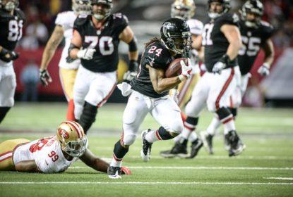 RB Devonta Freeman é esperado para assinar com os Giants - The Playoffs
