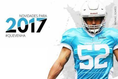 Diadema Diamond anuncia participação na São Paulo Football League - The Playoffs