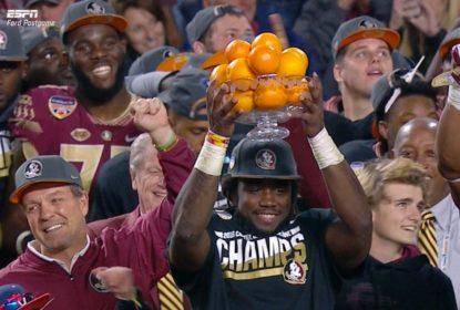 Em final de jogo emocionante, FSU derrota Michigan e conquista o Orange Bowl - The Playoffs