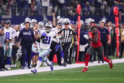 Com sofrimento, Cowboys batem Buccaneers e ficam a uma vitória do título da NFC Leste - The Playoffs