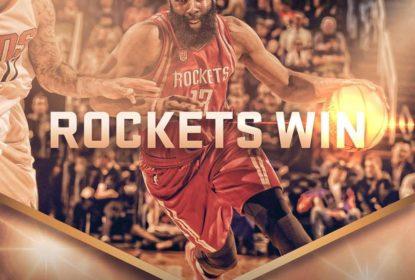 Houston Rockets vence Phoenix Suns fora de casa - The Playoffs
